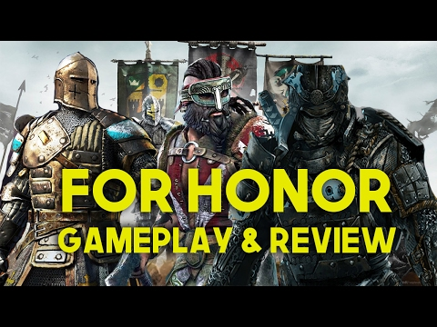 For Honor! Closed BETA | GAME PLAY & REVIEW