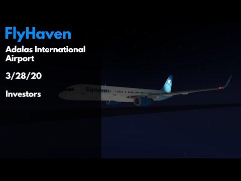 FlyHaven | Adalas Intl. | 3/28/21 | Investors