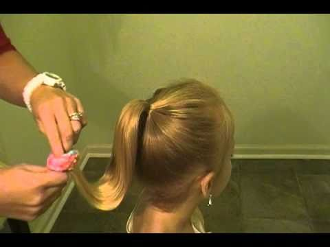 Belle S Hairstyle Tutorial A Cuteshairstyles Disney Exclusive