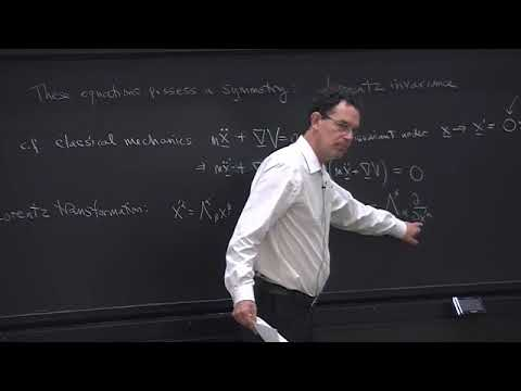 Lecture 2 Lorentz transformations, time dilation, ruler contraction