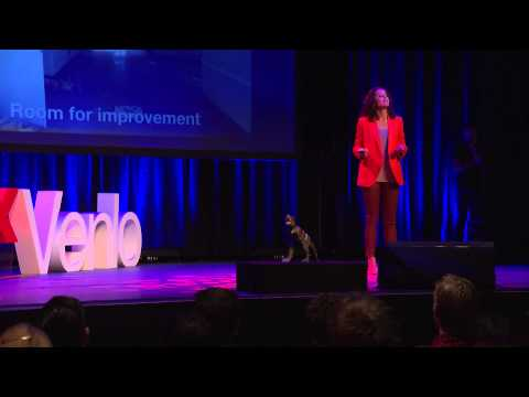 Improving lives by connecting buildings | Marlon Huysmans | TEDxVenlo