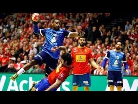 EHF EURO 2014 | FRANCE vs SPAIN - Final Round (Semifinal)