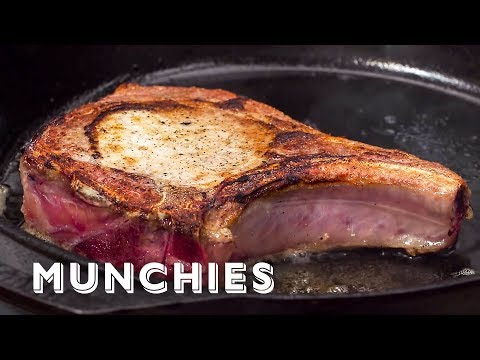 How-To: Brine & Cook Pork Chops