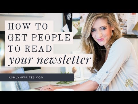 5 SIMPLE Tips for Writing Better Newsletters