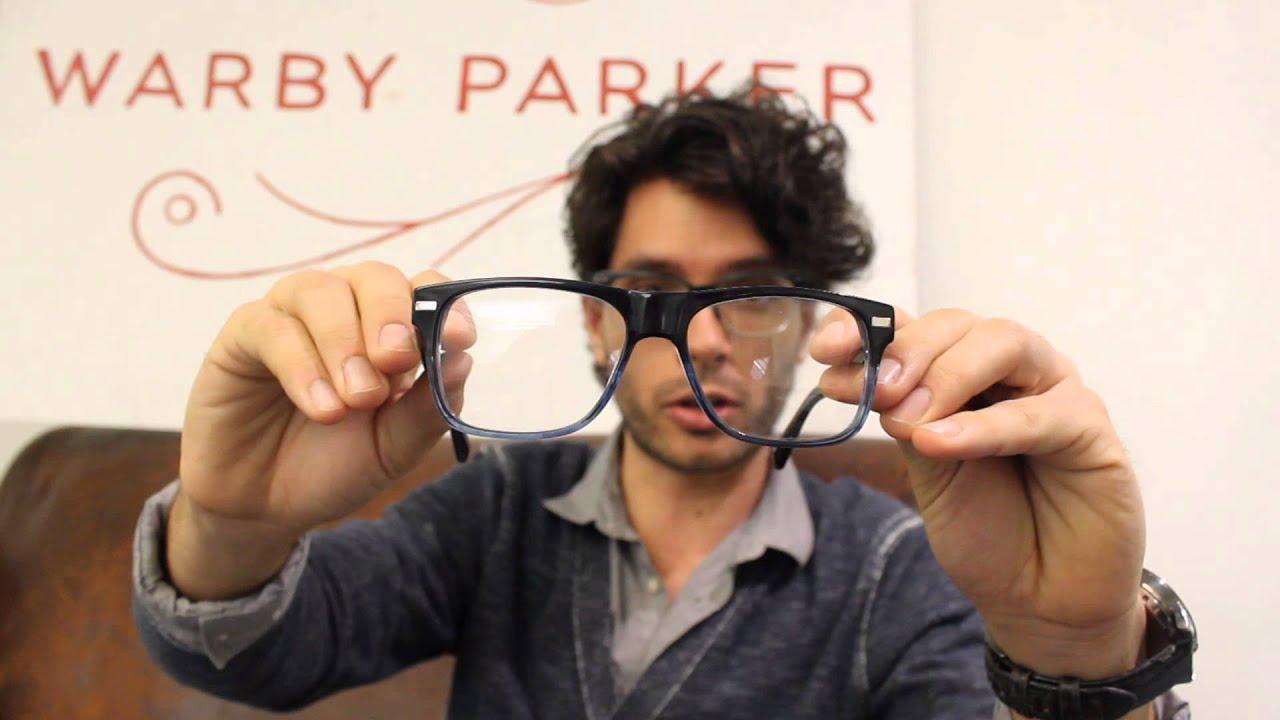 Warby Parker | Eyeglass Frames for Men - YouTube  Warby Parker | ...