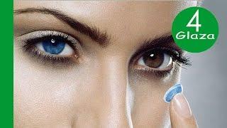 Как ЛИНЗЫ меняют ЦВЕТ ГЛАЗ - оттеночные линзы(Как ЦВЕТНЫЕ оттеночные ЛИНЗЫ МЕНЯЮТ цвет глаз. Девушка надевает оттеночные линзы Blue Sapphire и меняет свой..., 2014-04-04T12:42:14.000Z)