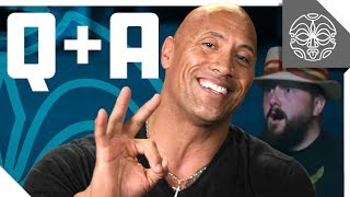 The Rock Makes Grown Men Cry - Seven Bucks June Q&A