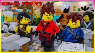 Lego Ninjago School Fail