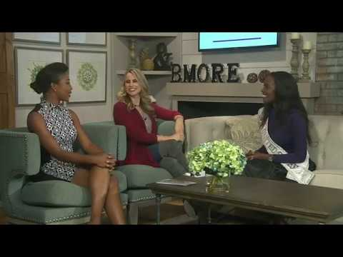 Ms. United States 2017 on BMORE Lifestyle!
