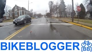 The Case For Stop As Yield Law Commuting Rain Bike Blogger