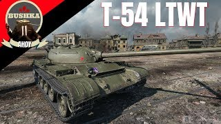 T54 LTW DEEP DIVING THE NUMBERS WORLD OF TANKS BLITZ