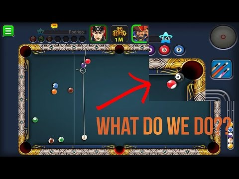 8 Ball Pool - THE WORST SITUATION POSSIBLE!