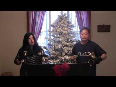 Joy to the World (Handbell Duet) - Larry and Carla
