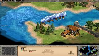 Age Of Empires 2 HD Battle of the Conquerors (Hastings, 1066)