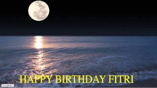 Fitri  Moon La Luna - Happy Birthday