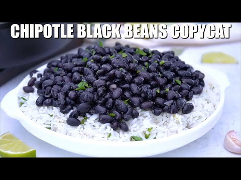 How to Make Chipotle Black Beans Copycat Recipe Sweet and Savory Meals