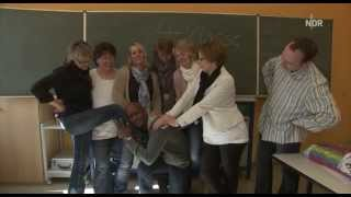 Wünsch dir deinen NDR nach Hause - Yared Dibaba zu Besuch in Falkenburg