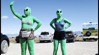 LOL!  MAJOR NEWS COMING OUT OF STORM AREA 51 INVASION....