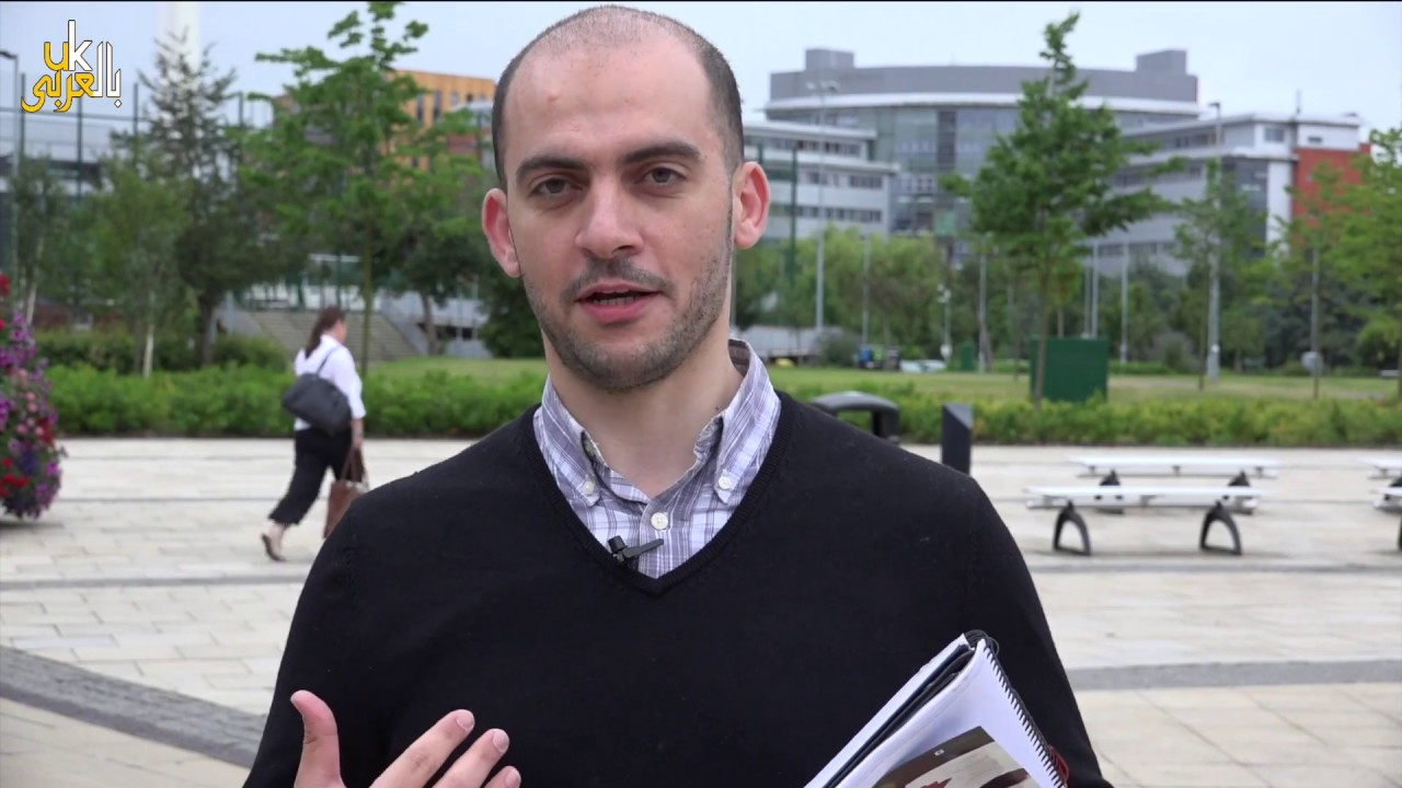 عمرو غزاوي يخبرنا عن تجارة التمور الفاخرة في بريطانيا