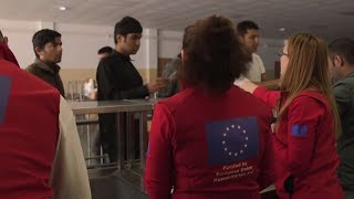 Emergency food assistance to the refugees in Southern Serbia