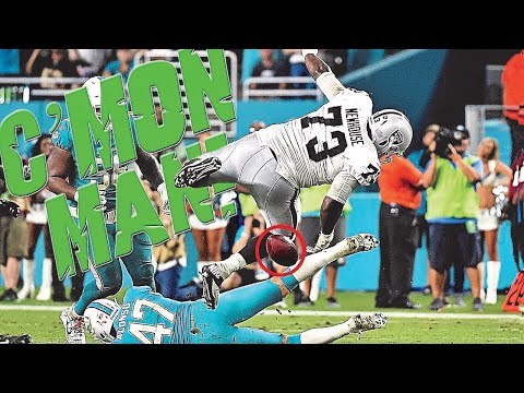 Best C'MON MAN Moments Of All Time – NFL #