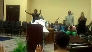Pastor Courtney Meadows 061913 Lord's Church Fellowship Summer Conference Clip-2