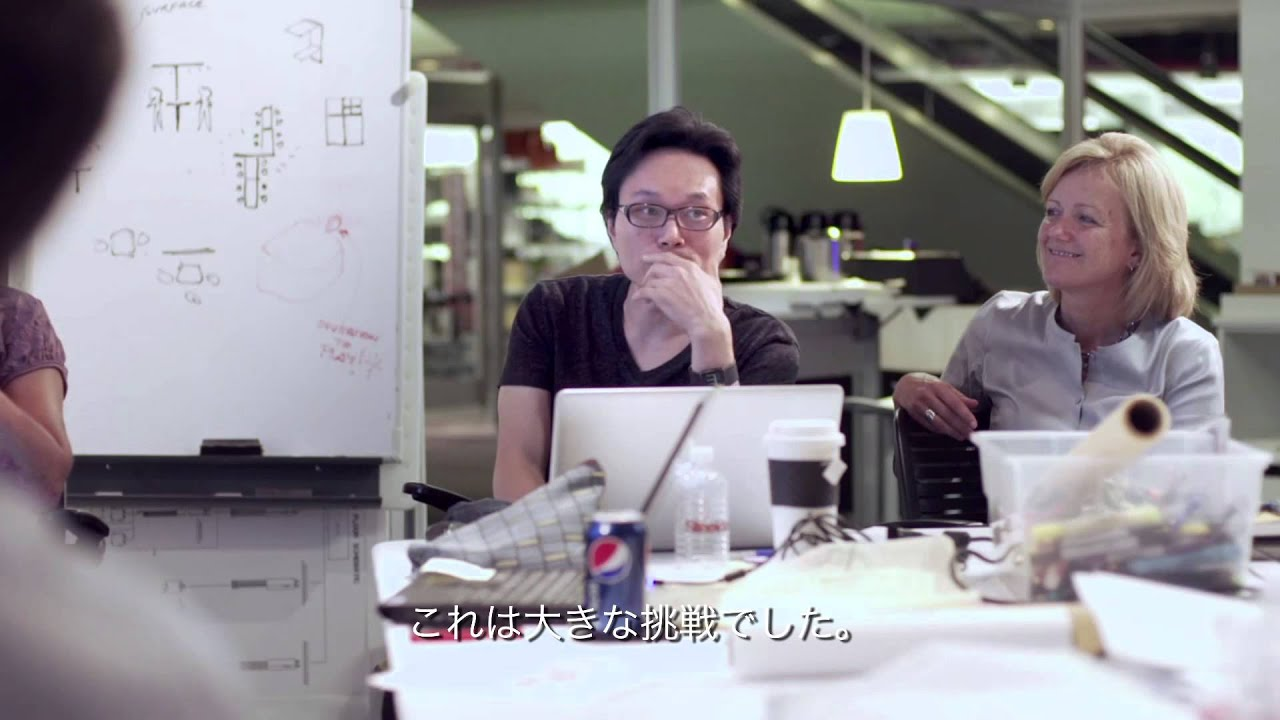 Gesture(ジェスチャー) チェア - デザインストーリー - Steelcase