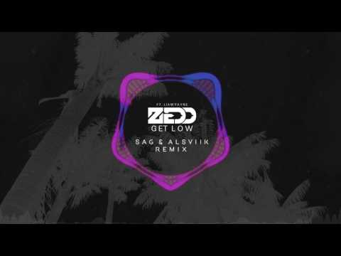 Zedd ft. Liam Payne - Get Low (SAG & Alsviik Remix)