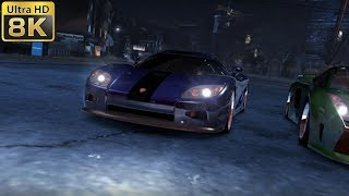 Need for Speed: Carbon - Ultra Widescreen Test (8K Ultra HD)