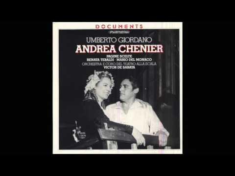 Mario Del Monaco Andrea Chenier Live 1949 (non completo) Audio Remastered