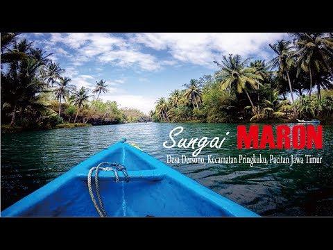 wisata sungai maron pacitan Sungai Maron Pacitan The Indonesias Amazon