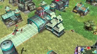 Empires: Dawn of the Modern World - Level 10 - AI FFA (2)