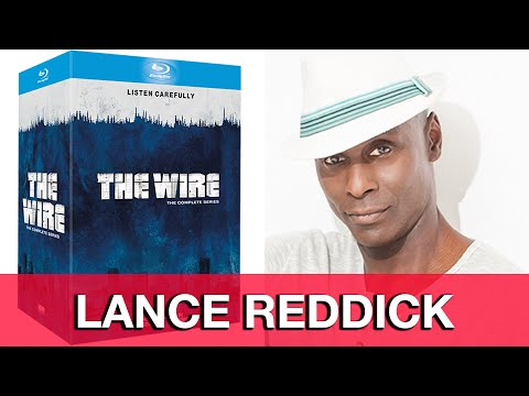 Lance Reddick Interview - The Wire