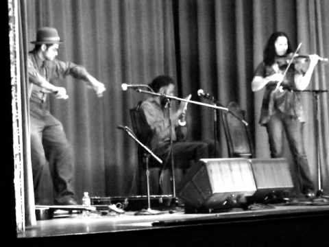 Carolina Chocolate Drops - Snowden's Jig @ Calvin College - Ladies Literary Club 12.01.10