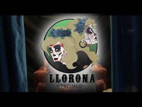 ESCUALO - LLORONA [Prod. Darky] (Videoclip oficial)