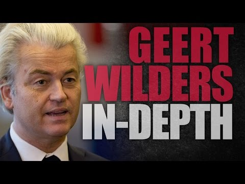 EXCLUSIVE: Geert Wilders talks with Ezra Levant