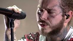 Post Malone - I Fall Apart | Kaaboo Del Mar 2018 Live