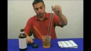 How to Use an EZ Zahn Viscosity Cup