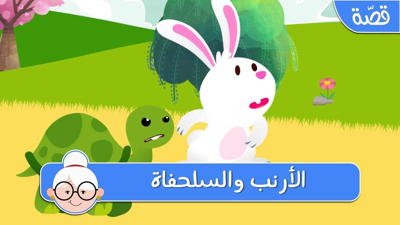 cc72532cb8978 الأرنب والسلحفاة - قصص اطفال قبل النوم - حكايات اطفال بالعربية ...