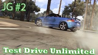 Just Gameplay - Season 4 - Episode 2 - Test Drive Unlimited