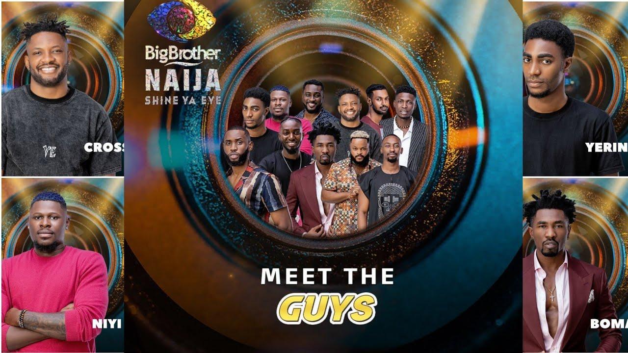 Download Big Brother Naija Season 6  Meet the Guys