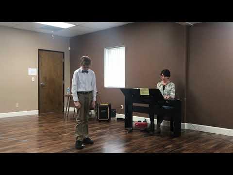 Mark Erickson Little Mermaid Audition 2018