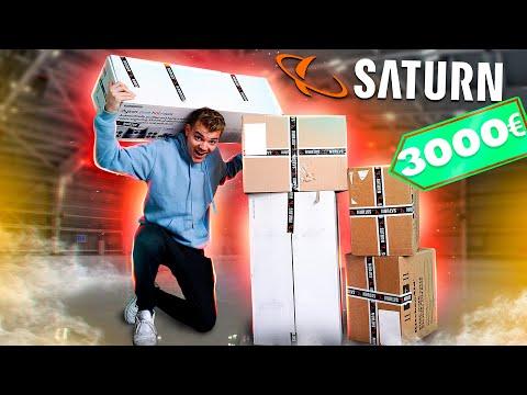 ENDLICH!! Ich habe die 3.000€ Saturn Wundertüte bestellt!! (6.000€ Warenwert)