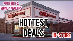 CVS In-Store 3/31 (The Best Deals this Week)