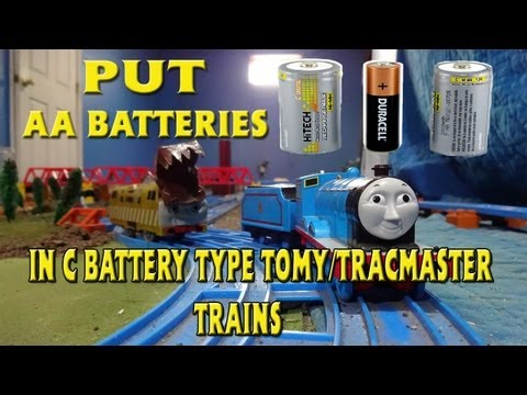how-to-use-aa-batteries-on-any-tomy-trackmaster-train