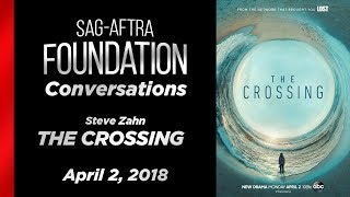 Conversations with Steve Zahn of THE CROSSING