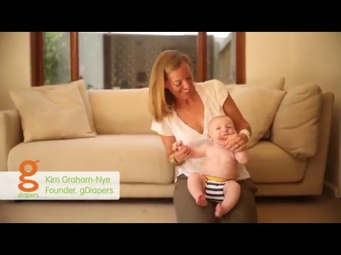 What are gDiapers?