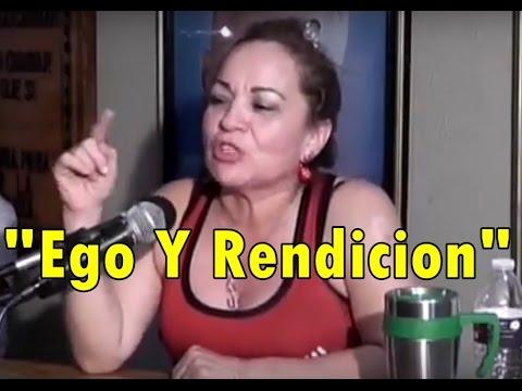Angelica Ramirez La Corcholata Ego y Rendicion