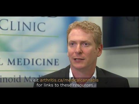 Accessing medical cannabis for arthritis - Part 1
