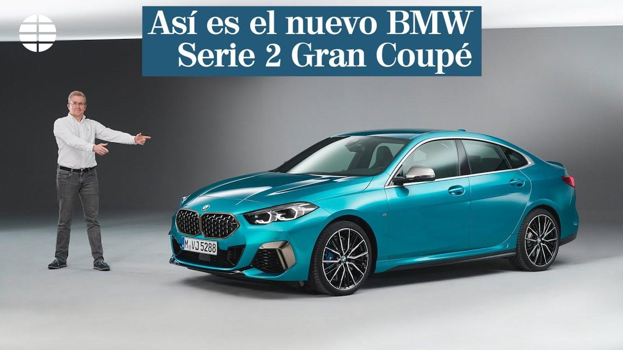 Asi Es El Nuevo Bmw Serie 2 Gran Coupe El Mundo